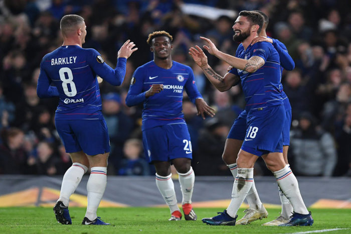 Chelsea's Character and Personality Responsible for Europa League Status - Maurizio Sarri