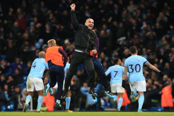 Manchester City retain title, beat Liverpool by one point