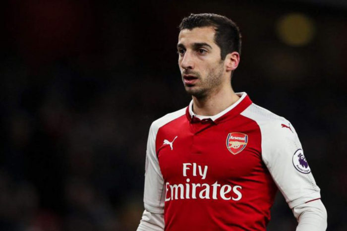 'If It Was Messi UEFA Would Move The Final!' Arsenal Fan TV Robbie On 'Disgraceful' Mkhitaryan Issue