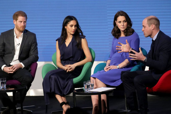 Harry and Meghan to 'split' from charity foundation shared with Cambridges