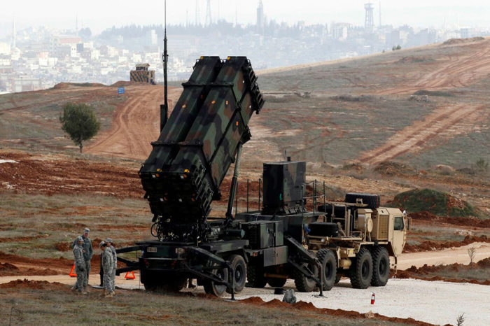 US to move air defence missile system to middle east to counter Iran
