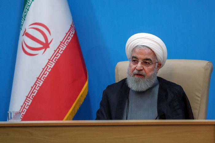 Iran tells US to take 'first step', end sanctions