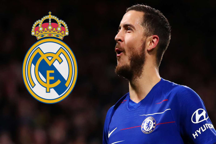 Eden Hazard completes stunning £130m Real Madrid transfer from Chelsea