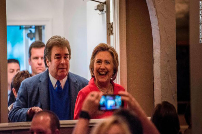 Hillary Clinton's brother Tony Rodham dies