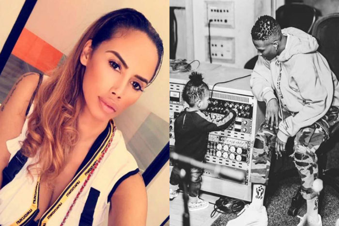 """""""Wizkid constantly beats me & leave me with bruises"""" – 3rd Baby Mama, Jada Pollock Accuses Wizkid Of Domestic Violence"""
