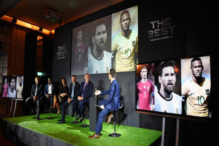 Best Fifa Football Awards 2019: Liverpool trio nominated for men's award