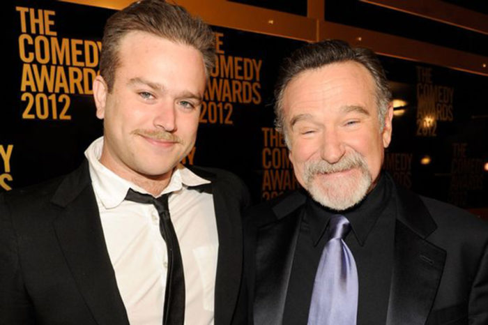 Robin Williams' son says he felt 'helpless' over dad's 'intense personal pain'