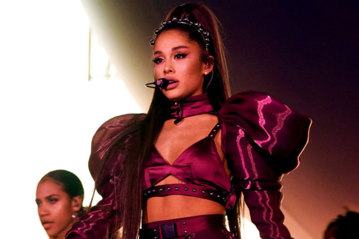 Ariana Grande Falls Onstage During Florida Concert: 'Things Were Going Too Well'