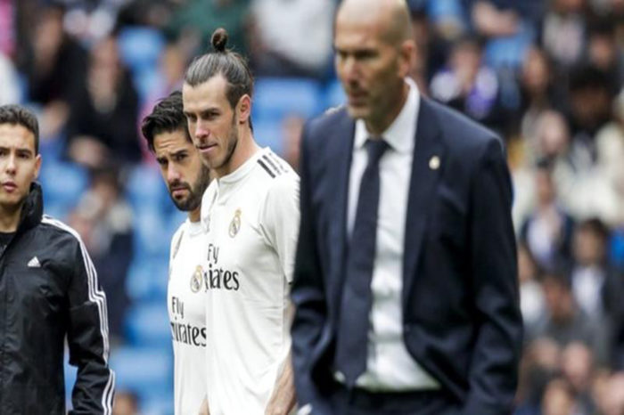 Gareth Bale: Real Madrid forward 'very close' to exit - Zinedine Zidane.