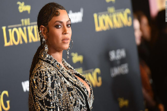 Beyoncé will lift your spirit with new song from 'The Lion King' soundtrack