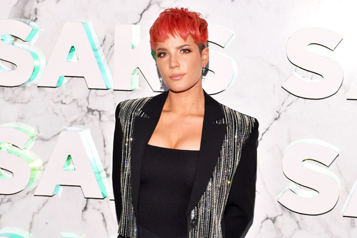 Halsey Denies She's Pregnant After Boyfriend Evan Peters Was Photographed Touching Her Stomach