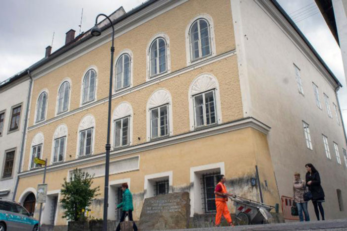 The house where Hitler was born is set to become a police station