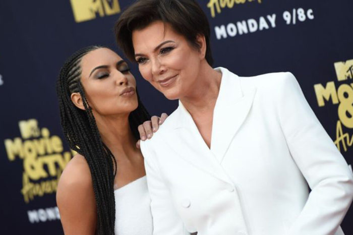 Kim Kardashian Brings Mom Kris Jenner to Tears With This Nostalgic Birthday Gift -- Watch the Sweet Moment!