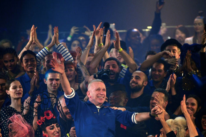 Fashion legend Jean-Paul Gaultier bows out in style
