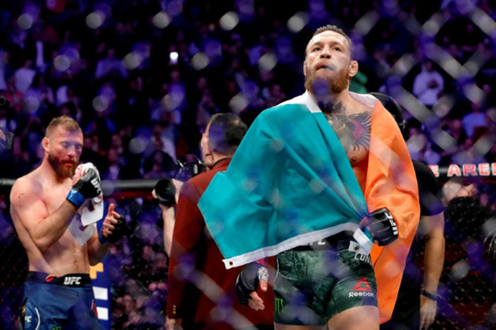 Conor McGregor Has Bought Pub He Punched Man In And Has Already Barred Him