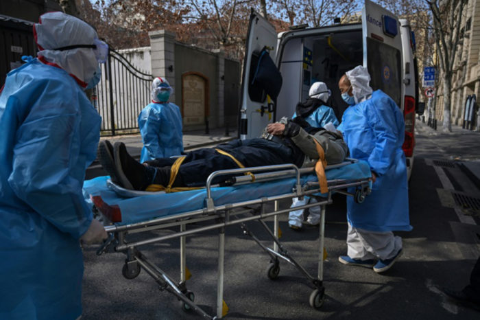 California goes on virus lockdown as Italy death toll overtakes China