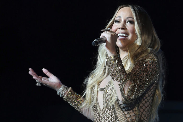 Mariah Carey's Twitter account hacked on New Year's Eve