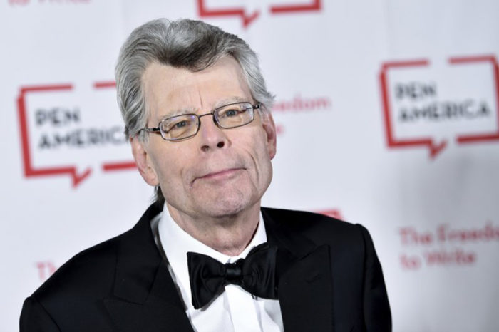 Stephen King writes that the Oscars are 'rigged in favor of the white folks'