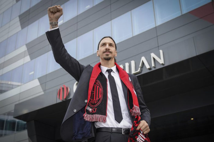Milan ready to defend Ibrahimovic against racism