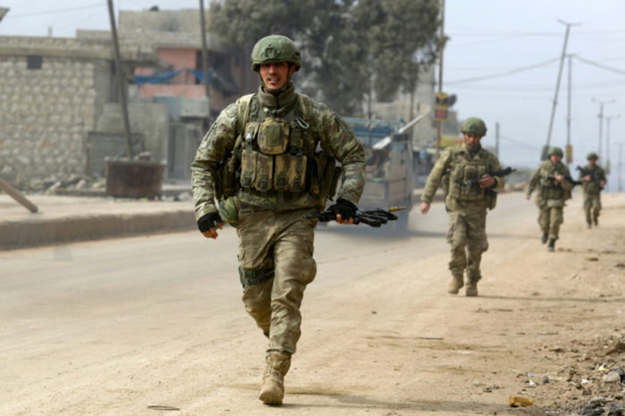 Fears of escalation after 33 Turkish troops killed in Syria's Idlib