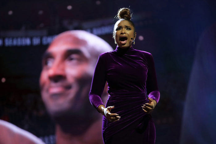 Jennifer Hudson Delivers a Powerful Kobe Bryant Tribute at NBA All-Star Game