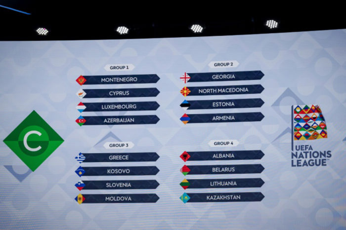 England to face Belgium in UEFA Nations League