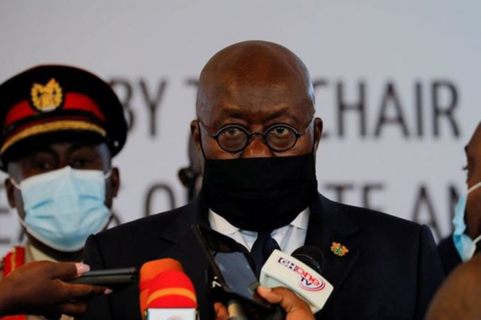 Ghana opposition to challenge presidential election loss