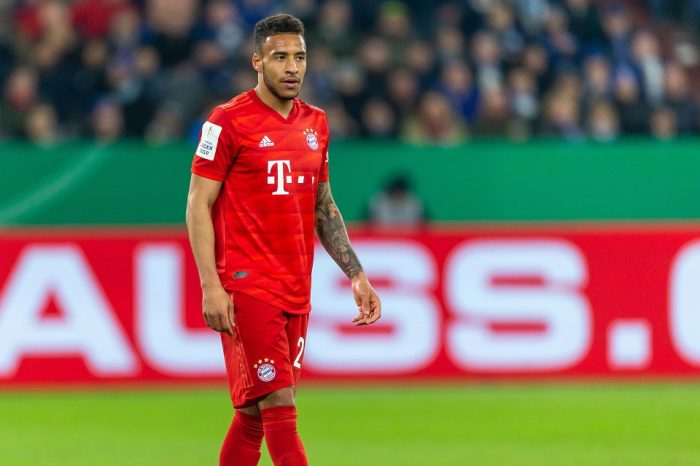 Bayern punish Tolisso for getting tattoo during pandemic