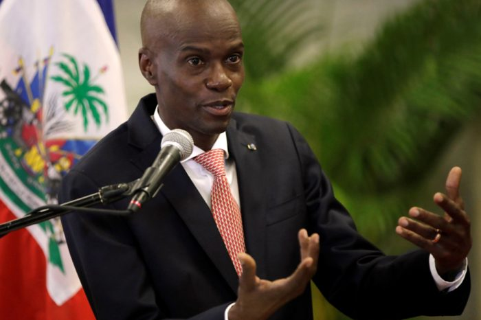 Haiti's president downplays his country's crisis at UN as US sounds alarm
