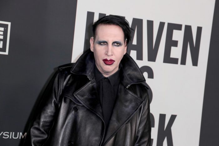 Singer Marilyn Manson dropped by record label after abuse allegations