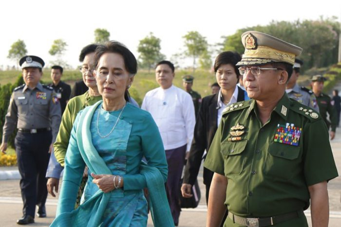 Myanmar generals hire lobbyist as anti-coup protests continue