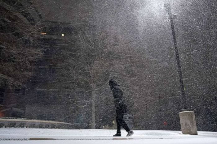 Millions of Texans spend third day without power as winter storms rage on across US