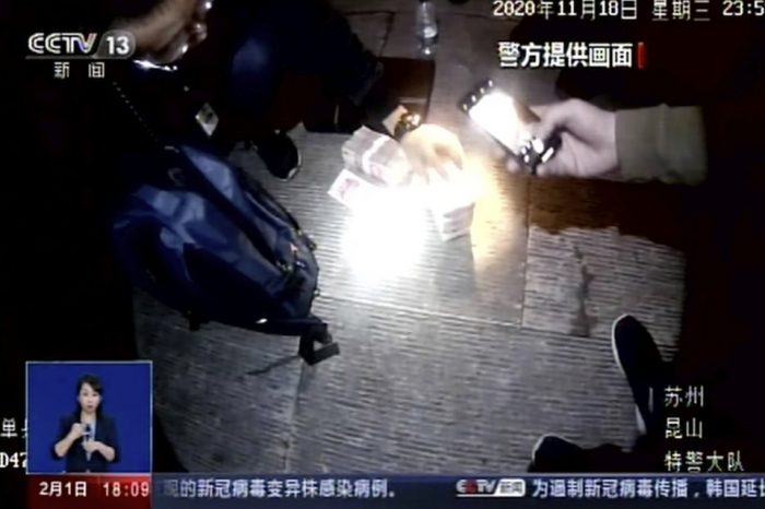 China arrests suspects in fake COVID-19 vaccine ring