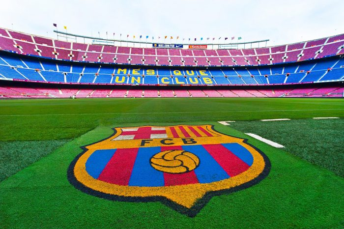 Police enter Barcelona's stadium in search operation