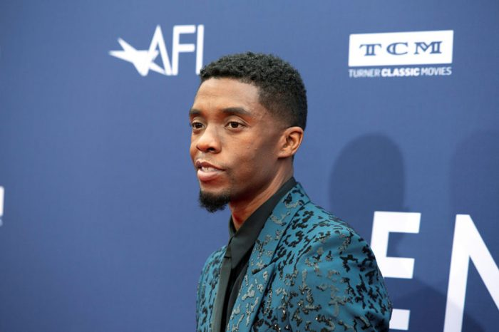 Chadwick Boseman is posthumously nominated for an Oscar