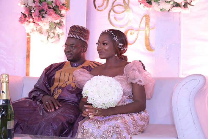 Here&Now: The Wedding of Yewande & Abiola (Video)