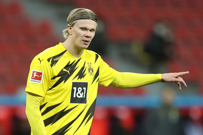 Erling Haaland sends Man Utd, Man City and Chelsea message over his future
