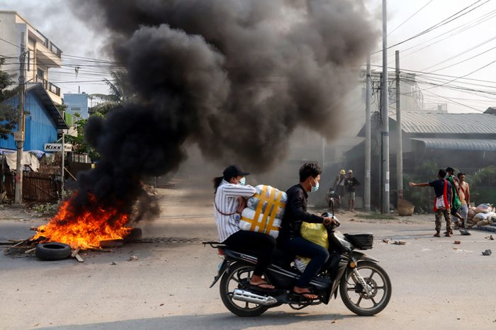 ASEAN urged to consider Myanmar's expulsion over coup abuses