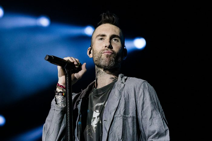 """Adam Levine says he feels like """"there aren't any bands any more"""""""