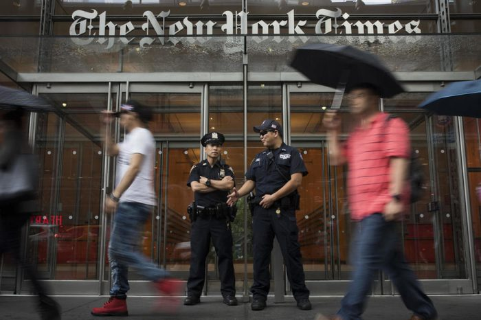 New York Times digital 'NFT' article sells for $563,000