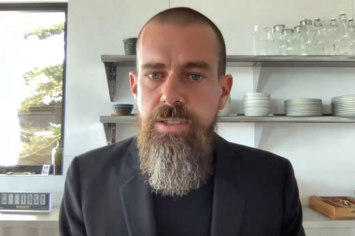 Twitter's Dorsey called out for trolling Congress during hearing