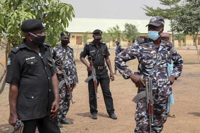 Nigeria intensifies search for 39 kidnapped students