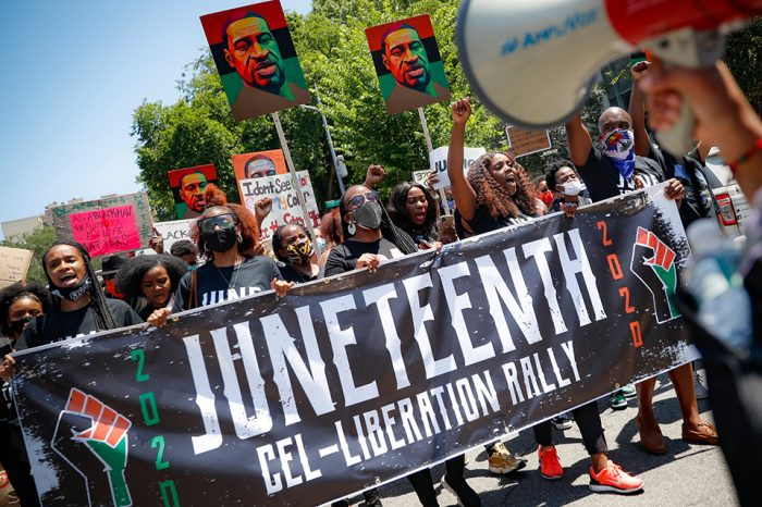 US makes Juneteenth, marking end of slavery, a federal holiday