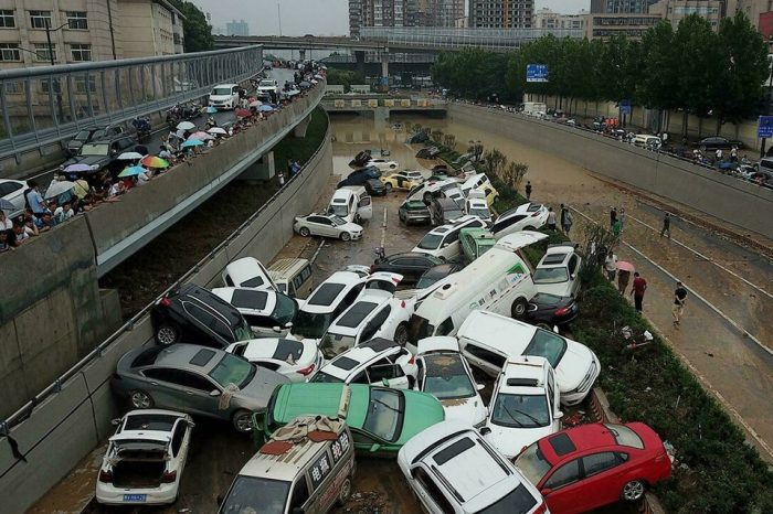 Central China braces for more bad weather as death toll from flooding mounts